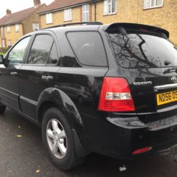 SUPERB CONDITION 2006 KIA SORENTO 2.5 AUTO DIESEL