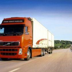 Job Sofer camion articulat