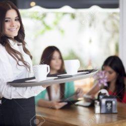 Waitress Central London