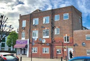 Available for rent Studio flat in Sudbury Hill - Harrow UB6 UK