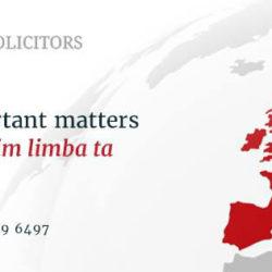 Avocat roman in UK - Servicii de asistenta juridica
