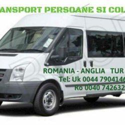 Transport persoane și colete