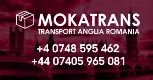 MokaTrans - Transport Colete Anglia Romania Door To Door