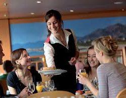 Restaurant Paradise Cafe Angajeaza Ospatarite