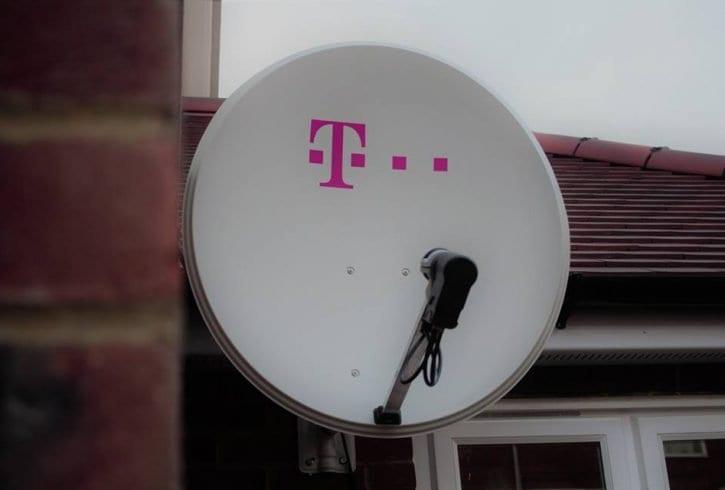 Antene Satelit Londra - Montaje, Reglaje, Aparate