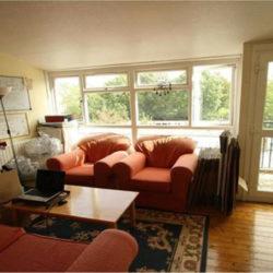 Apartament 3 dormitoare + living pe 2 nivele - Tulse Hill SW2