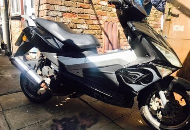 For sale Moto Scooter Londra UK NW9