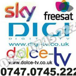 DOLCE TV LTD - Antene Satelit / Instalari, Vanzari, Receptoare