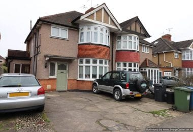 Crystal Estates - 1 bedroom apartment for rent in Harrow zone 5 HA2