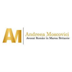 Avocat roman Marea Britanie - Andreea Moscovici