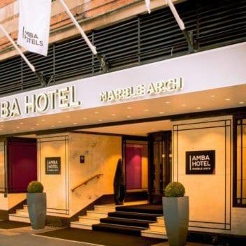Floor Housekeeper Job - AMBA Marble Arch Hotel zona 1 Londra W1H