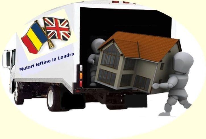 Curierat, transport persoane si mutari DOOR TO DOOR