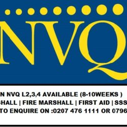 NVQ Level 1/6 SENTINEL CARDS / LUCAS / PTS