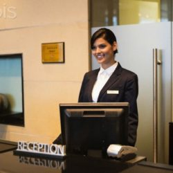 Night Receptionist hotel Central London