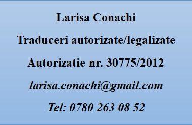 Traduceri autorizate/ legalizate/ Apostile in UK