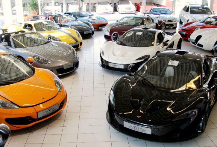 Spalatori Auto Profesionali - Garaje in Oxford Didcot Kidlington