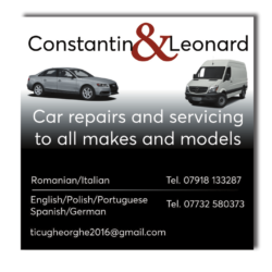 Service auto Peterborough Constantin
