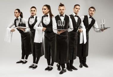 INB Recruitment - Chelneri si Cameriste in Londra