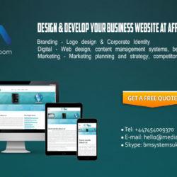 Web Design Media-Boom UK