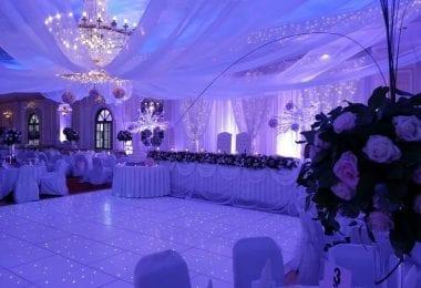Design si aranjamente florale nunti si botezuri - Londra