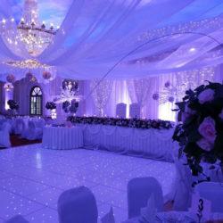 Decoratiuni complete, aranjamente florale nunta botez Londra