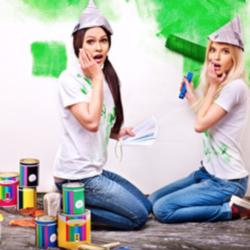 Angajam o fata pentru painting & cleaning