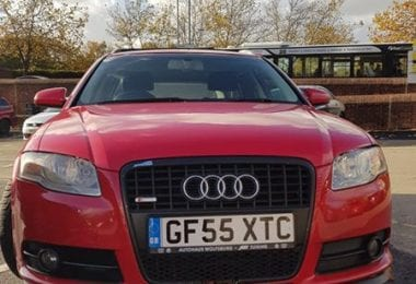 Auto Audi A4 Sline Diesel sport in Hounslow - UK