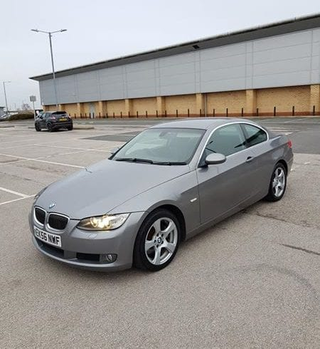 Vand Auto BMW 325i Coupe an 2006 110K Mile - St Helens L34