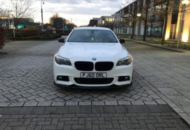 Auto BMW 520M Sport 2011 - 170K Mile in Egham TW20 UK