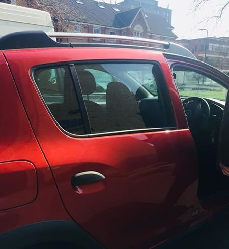 For sale Auto Dacia Sandero Stepway TCe 2015 in Clapton UK