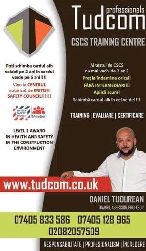 Testare CSCS Tudcom