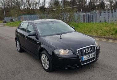 Audi A3 2.0 TDI an 2006 Mile 160K in Liverpool UK