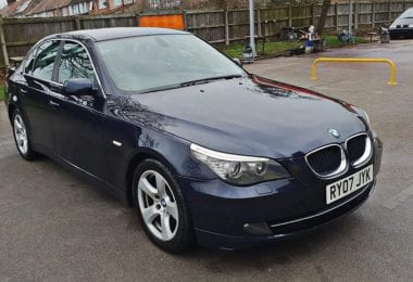 Vand auto BMW 520D LCI Automatic full 150K Mile in Coventry UK