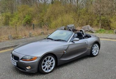 BMW Z4 Cabrio 100K Mile Liverpool UK