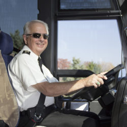 Experienced bus/coach drivers in London