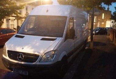 Speed Trans Ltd - Mutari cu van in Londra si UK