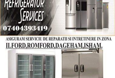 Reparatii Frigidere - Domestice / Comerciale