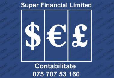 SUPER FINANCIAL LIMITED - Contabilitate in Londra